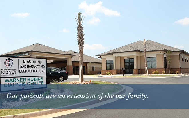 Our patients are an extension of the our family.